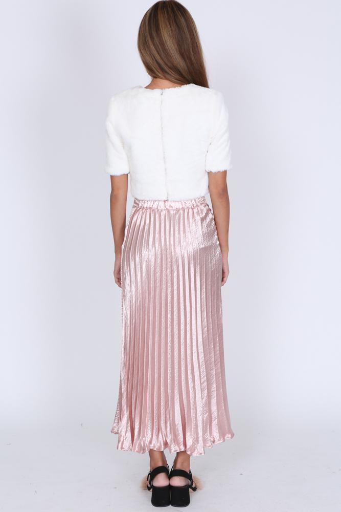 Cadall Skirt in Pink