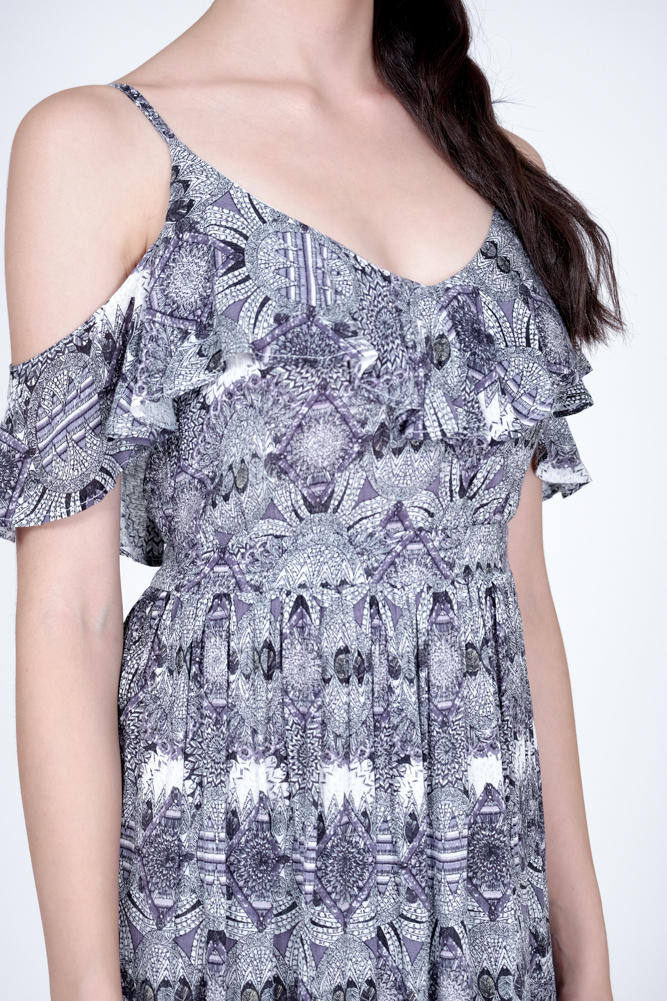 Shannone Dress in Print