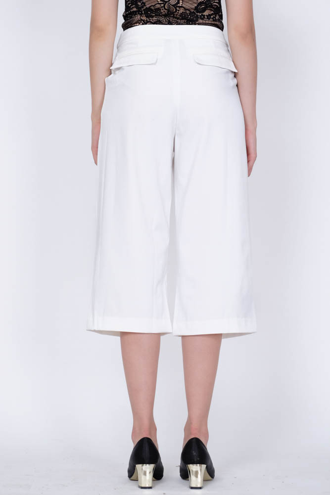 Keiry Pants in Off White