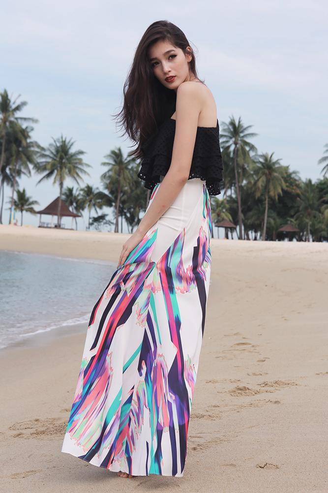 Perry Skirt in Print