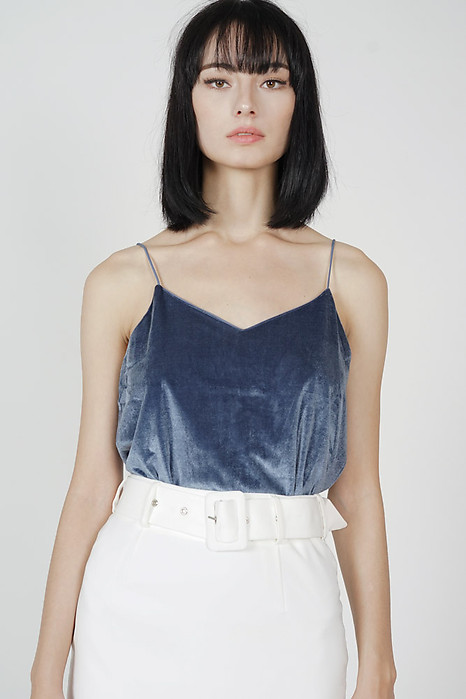 Jazper Cami Top in Midnight - Online Exclusive