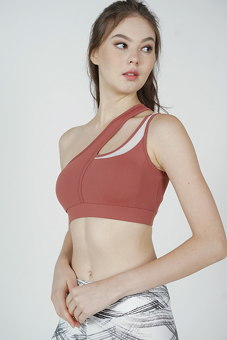 Kassidy Double Strapped Top in Coral - Arriving Soon