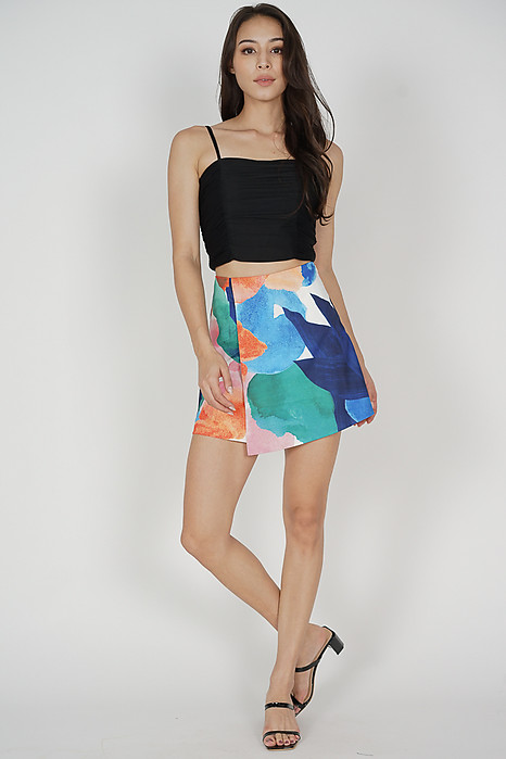 Lauvie Abstract Skorts in Multi - Arriving Soon
