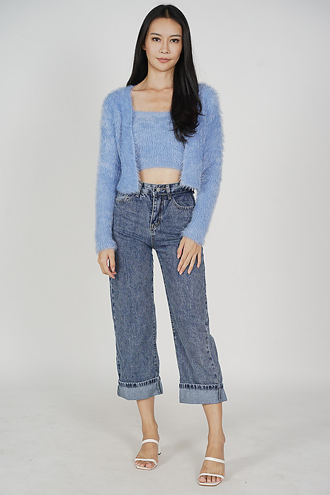 Reshie Two-Piece Set in Blue - Online Exclusive