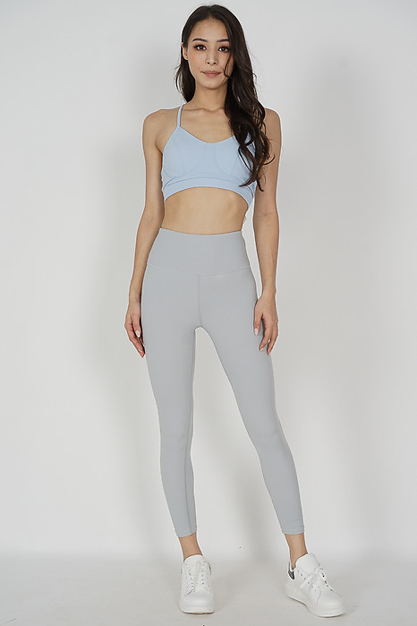Mathew Gym Tights in Light Grey - Arriving Soon