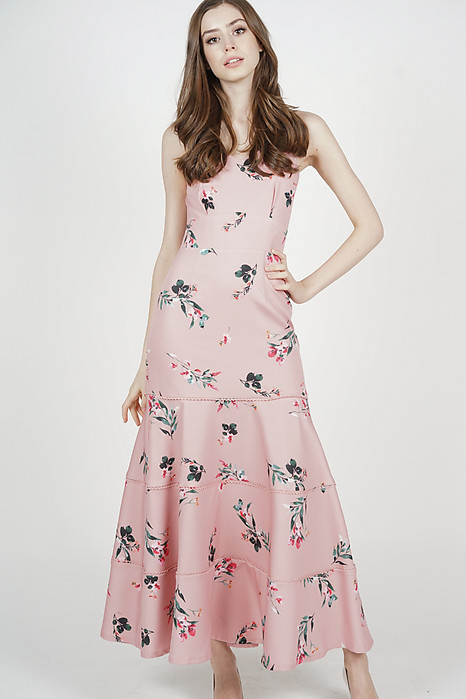 Asiris Cami Dress in Pink - Arriving Soon