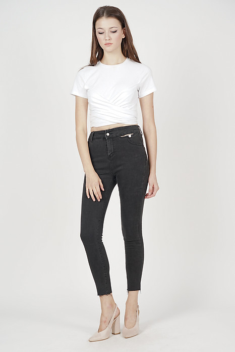 Alex Denim Jeans in Black - Online Exclusive