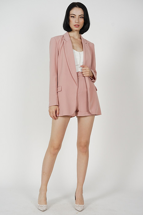 Aden Blazer in Pink - Arriving Soon