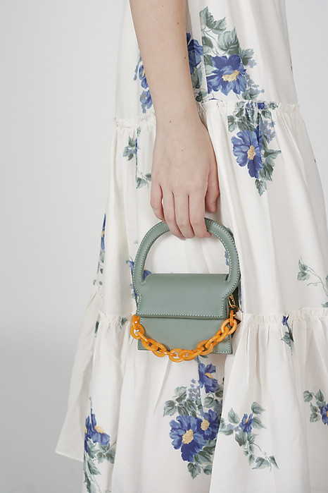 Alby Mini Bag in Jade - Arriving Soon
