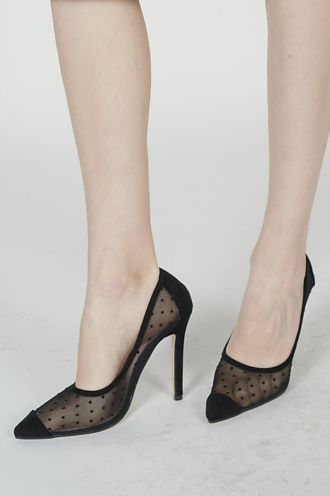 Kanya Heels in Black - Arriving Soon