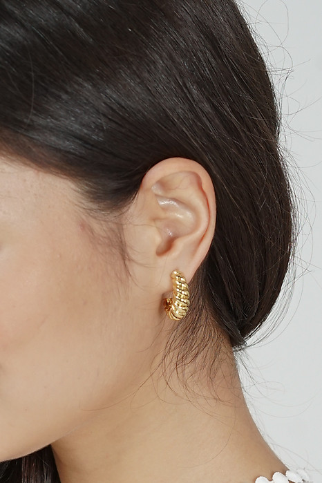 Raisa Earring in Gold - Arriving Soon