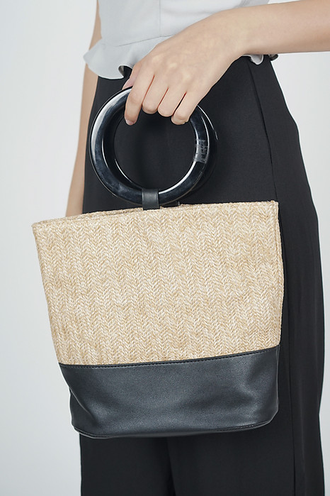 Woven Weekend Tote - Arriving Soon