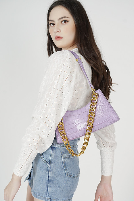 Goldia Bag in Purple - Arriving Soon