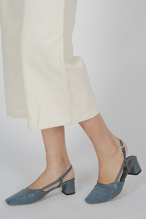 Joreana Slingbacks in Dusty Blue - Arriving Soon