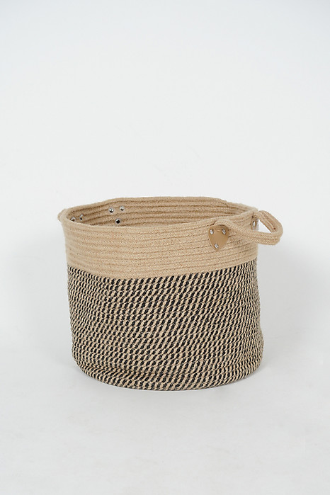 Woven Hemp Laundry Basket - Arriving Soon