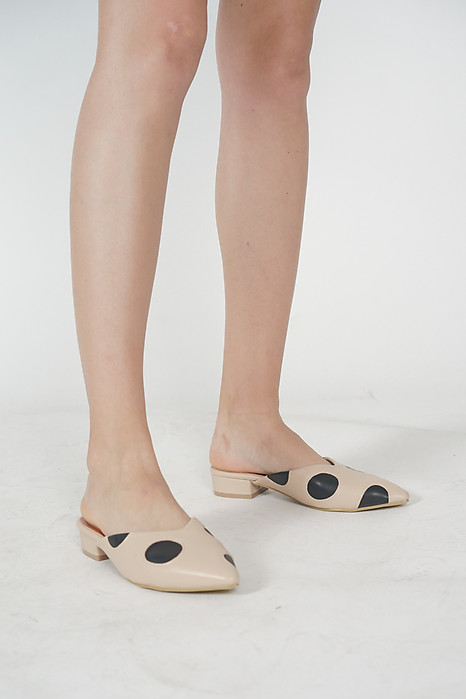 Spot-Me Sliders in Beige - Arriving Soon