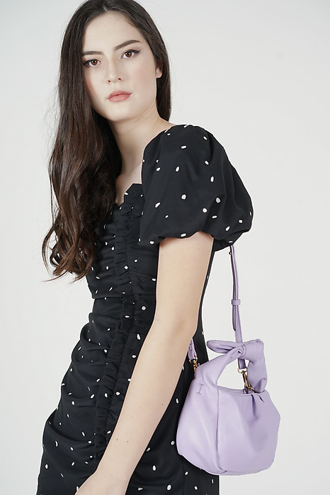 Allison Bag in Lilac - Arriving Soon