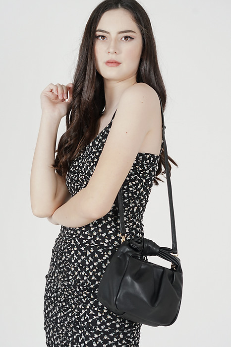 Allison Bag in Black - Arriving Soon