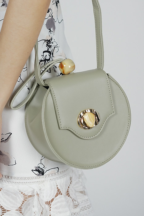 Fenla Bag in Sage - Arriving Soon
