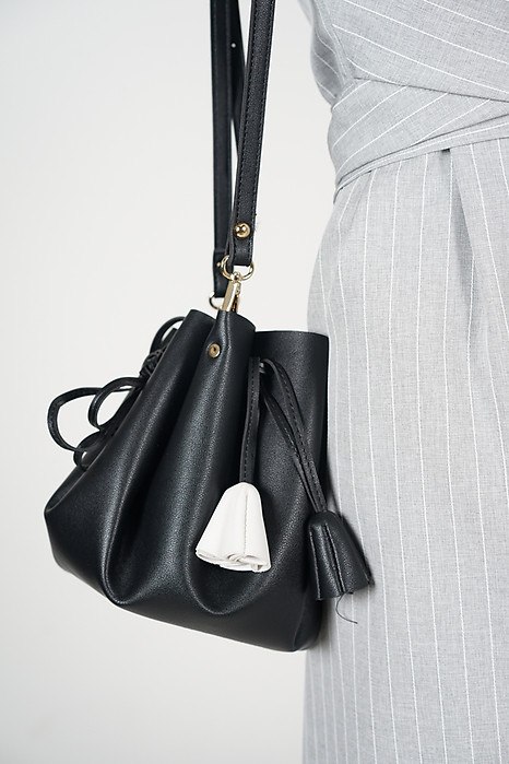 Bloom Bucket Bag in Black - Arriving Soon