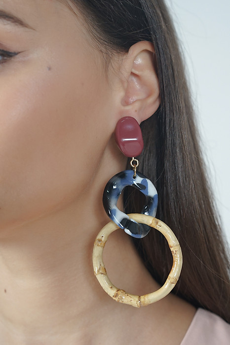 Tribal Inspired Drop Earrings - Arriving Soon