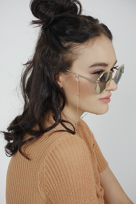 Suki Chained Sunglasses - Arriving Soon