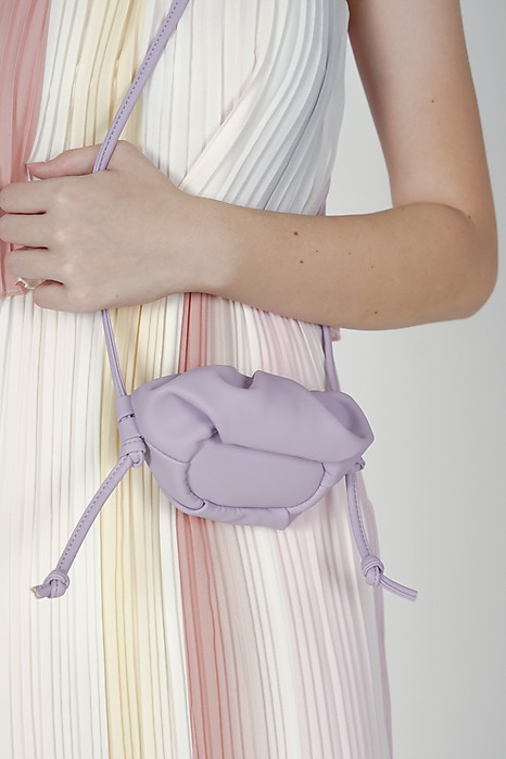 Audrey Mini Bag in Lilac - Arriving Soon
