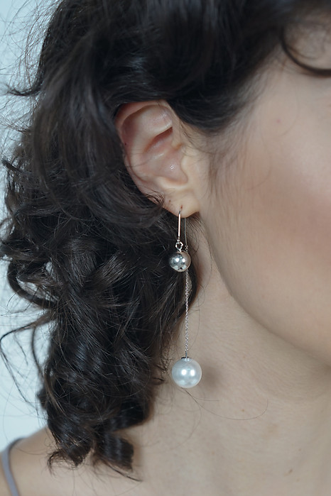Through&Through Pearl Earrings - Arriving Soon