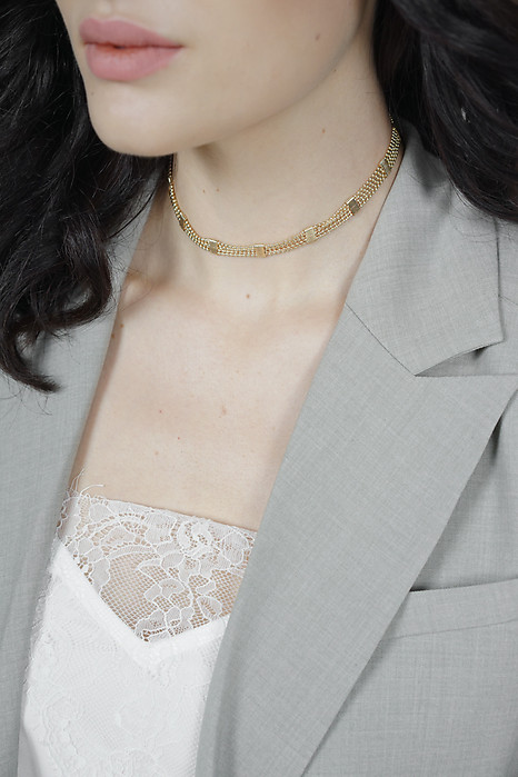 Orna Choker in Gold - Arriving Soon