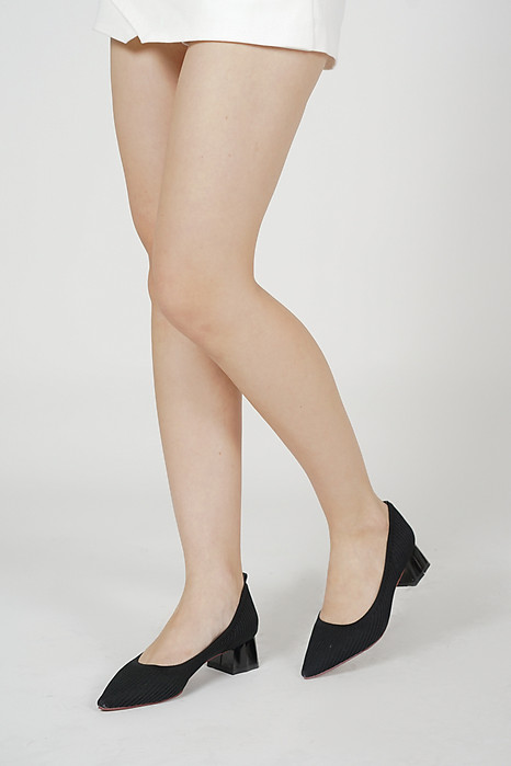 Nikita Pumps in Black - Arriving Soon