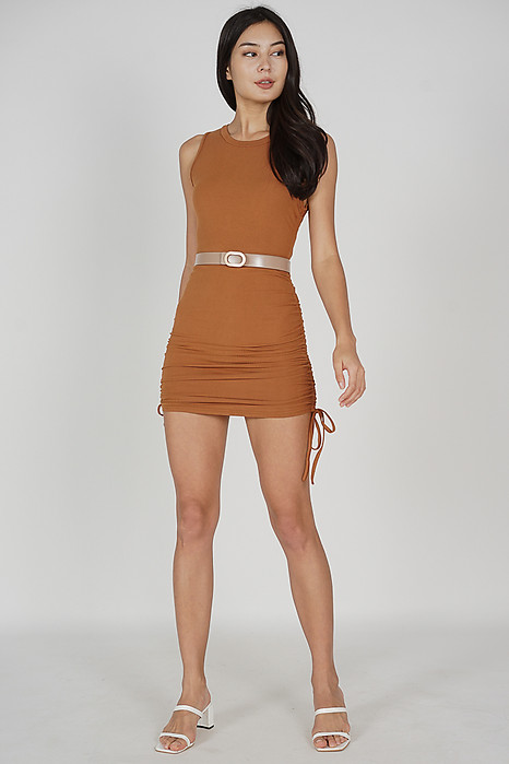 Wandie Belt in Nude - Arriving Soon