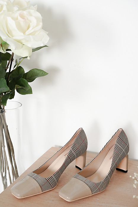 Kylin Pumps in Nude - Arriving Soon