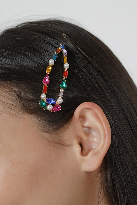 Gemstone Hair Jewellery Set - Arriving Soon