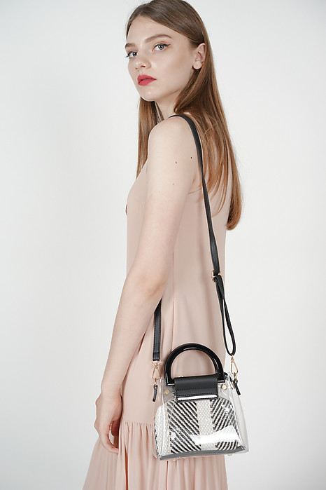Mini Clear Crossbody Bag - Arriving Soon