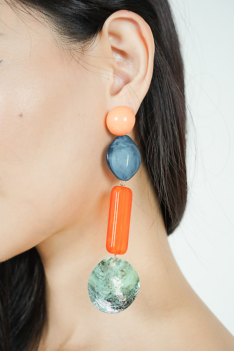 Shell Drop Earrings  - Arriving Soon