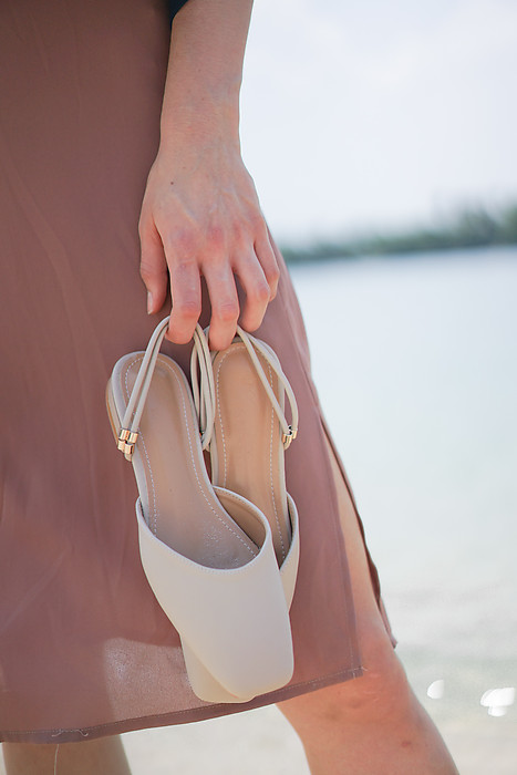 Weekend Mules in Nude - Arriving Soon