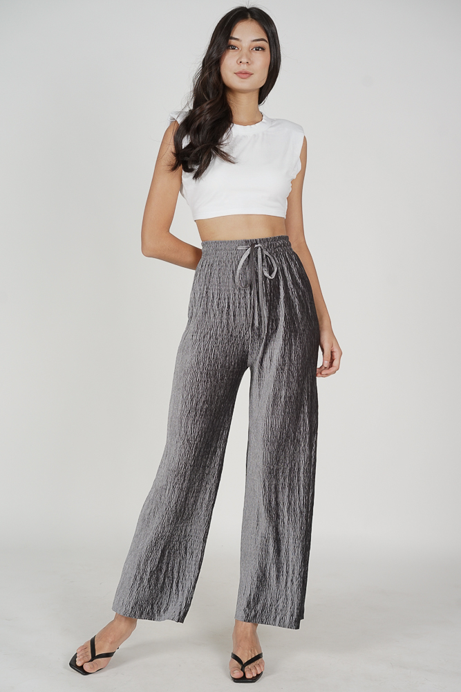 Roxan Pants in Grey - Online Exclusive
