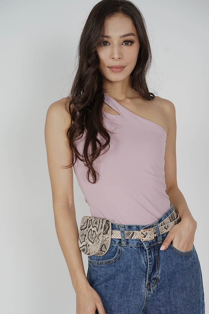 Melia Toga Top in Pink - Arriving Soon