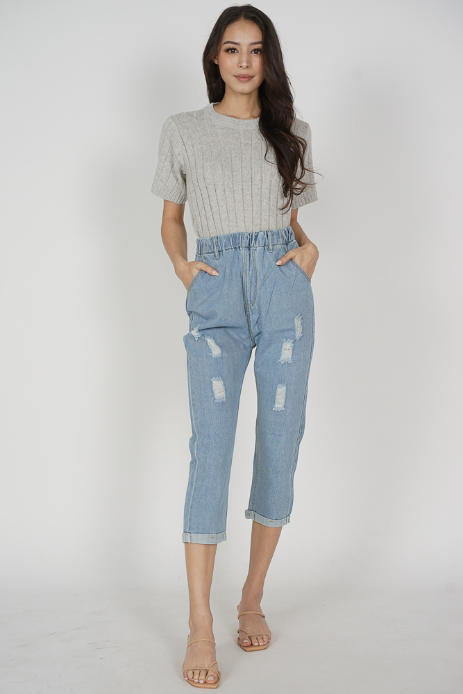 Arickza Jeans in Light Blue - Online Exclusive
