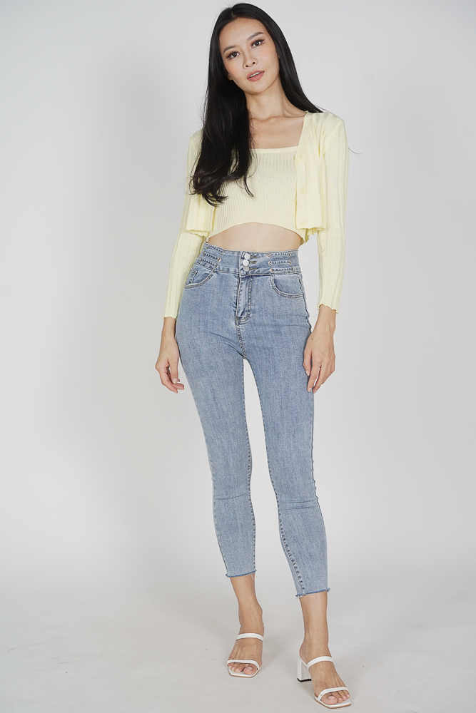 Ambrose Jeans in Light Blue - Online Exclusive
