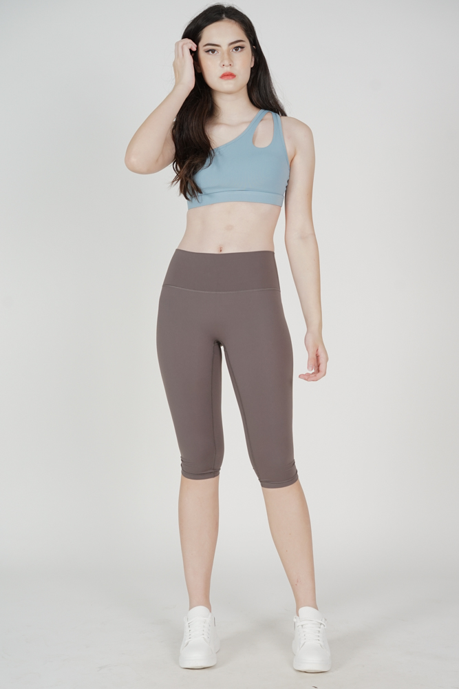 Mydel Asymmetric Top in Light Teal - Arriving Soon