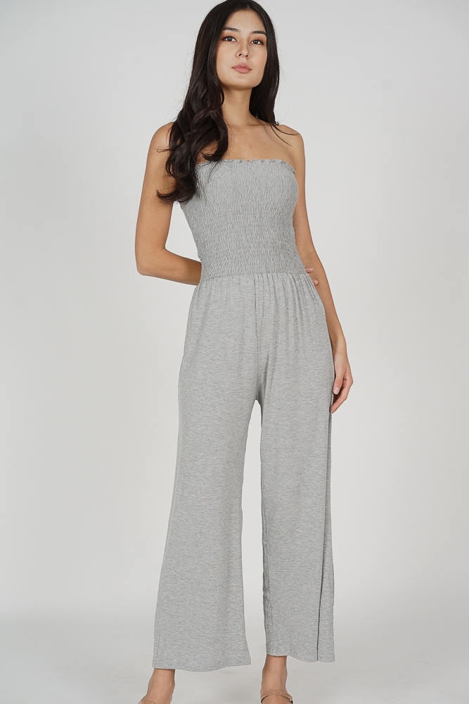 Argo Jumpsuit in Grey - Online Exclusive