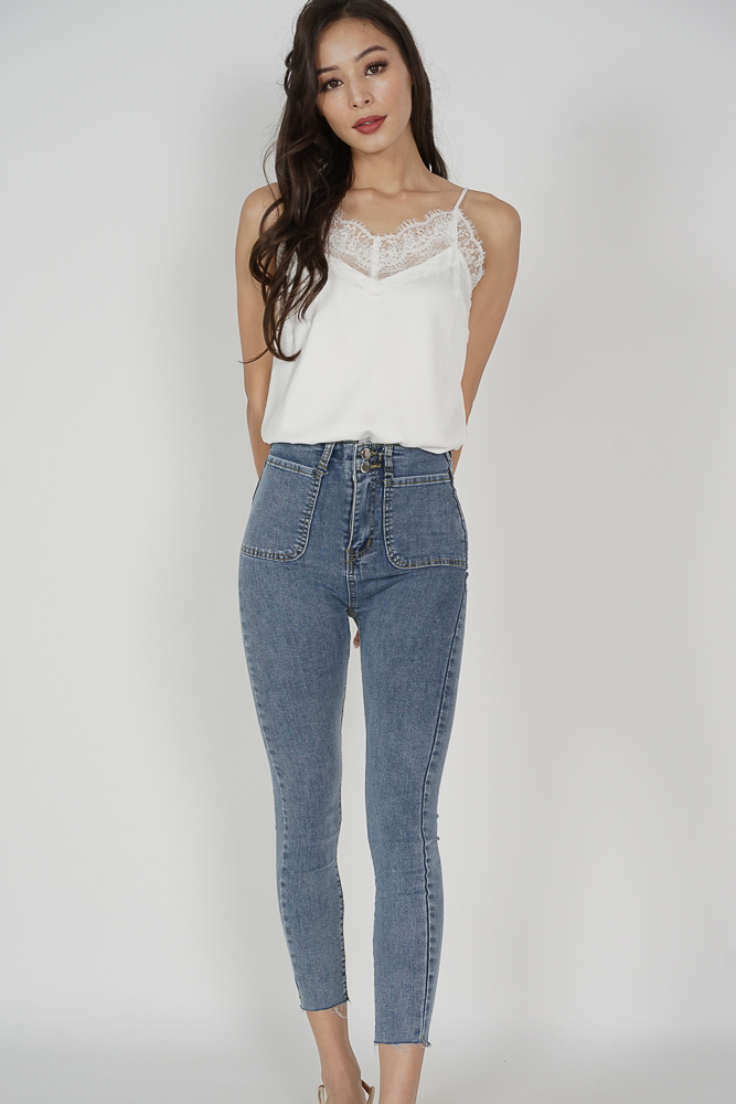 Yoran Jeans in Blue - Online Exclusive
