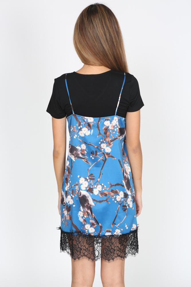 Kylette Dress in Print