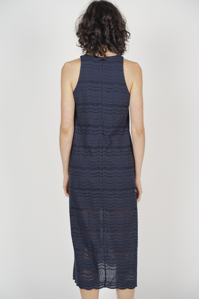 Kylen Straight Dress in Midnight - Arriving Soon