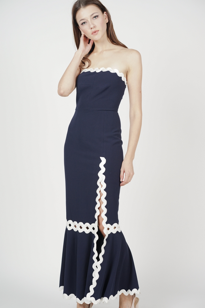 Naomi Tube Dress in Midnight - Arriving Soon