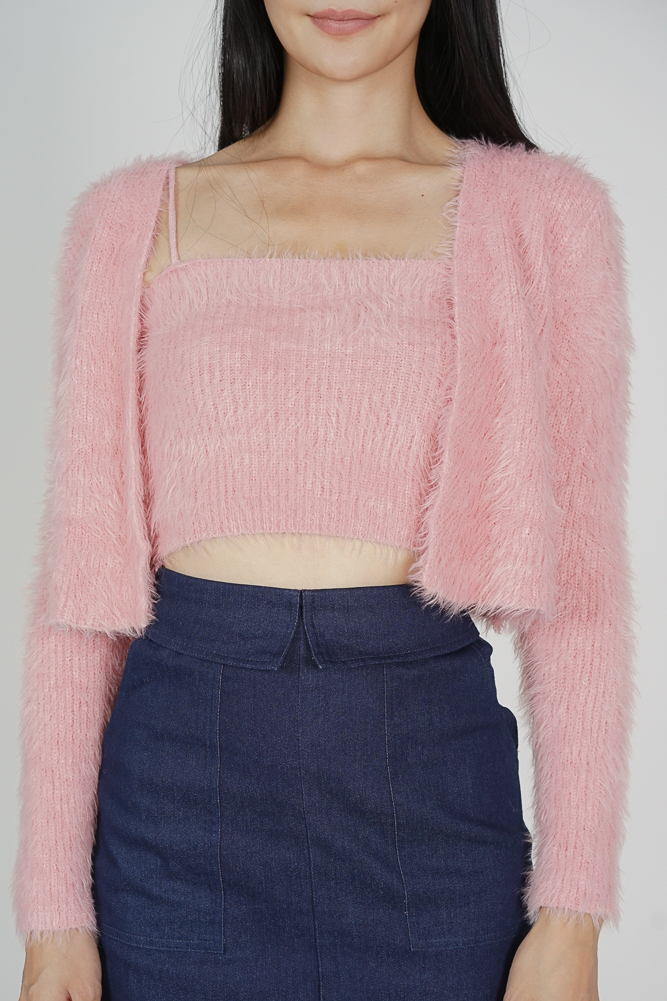 Reshie Two-Piece Set in Pink - Online Exclusive