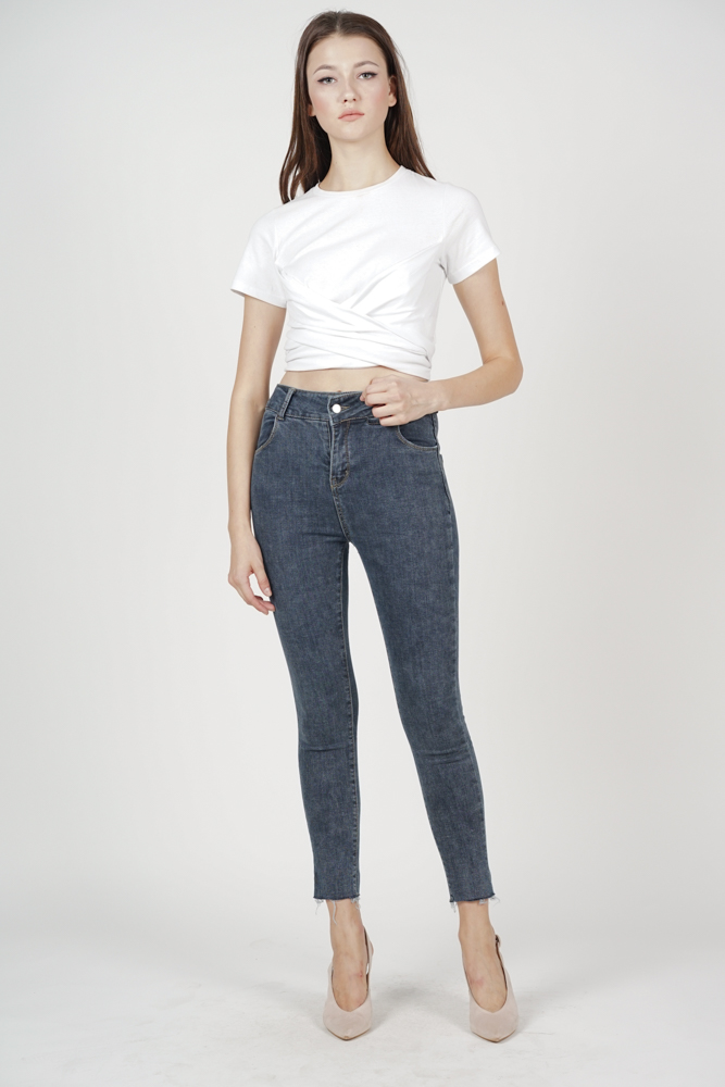 Alex Denim Jeans in Dark Blue - Online Exclusive
