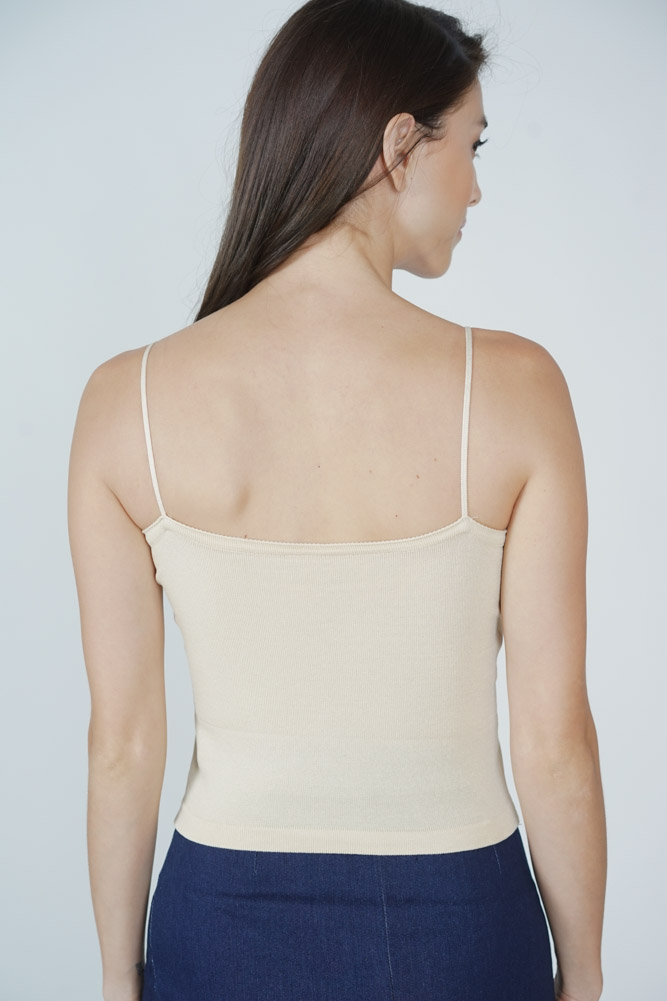 Saem Cami Top in Cream