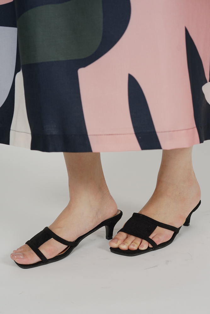 Krista Mules in Black - Arriving Soon